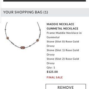 Kendra Scott Jewelry - SOLD Kendra Scott Maddie necklace SOLD